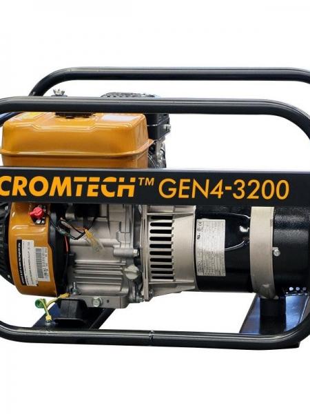 CROMMELINS GEN 4-3200  4 KVA GENERATOR